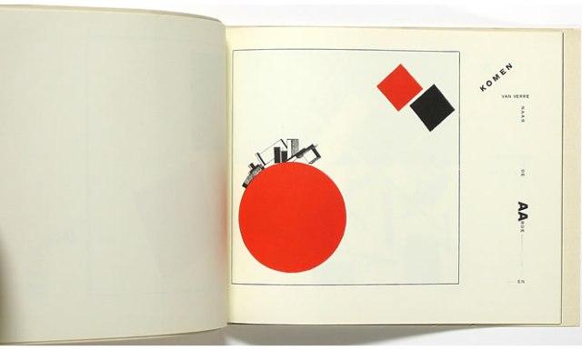 Lissitzky holandès