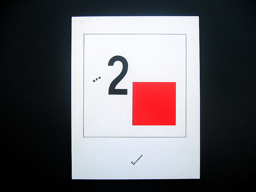 Lissitzky coberta rus