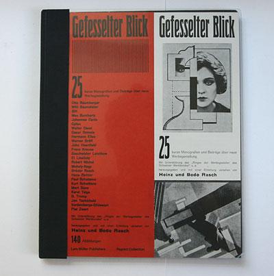 Gefesselter Blick, coberta