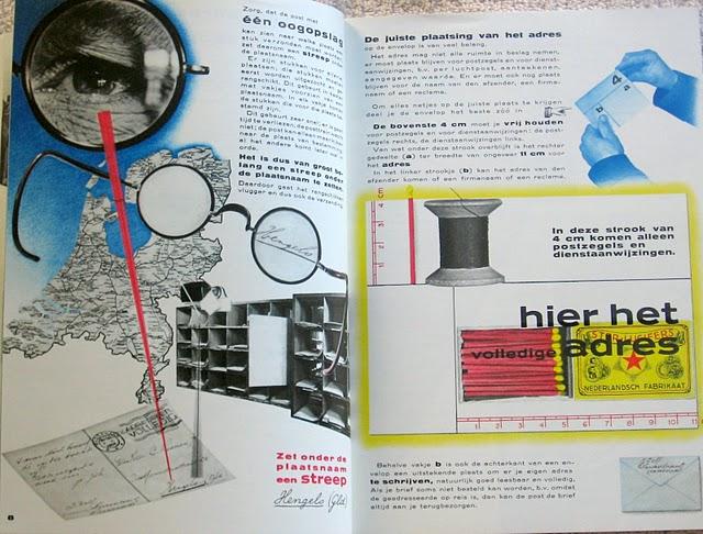 Zwart, Het boek van PTT, p. 8-9