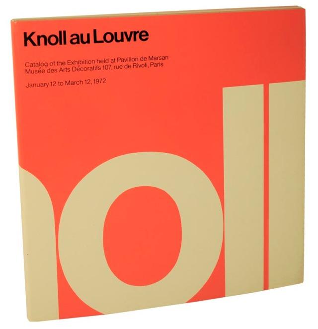 Knoll au Louvre, coberta