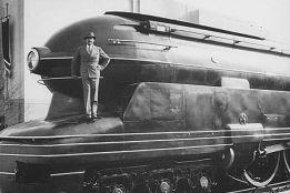 Loewy, locomotora S1