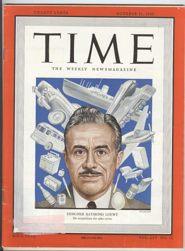Loewy, Time, 1949