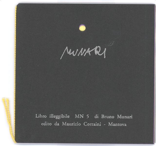 Munari, MN 5