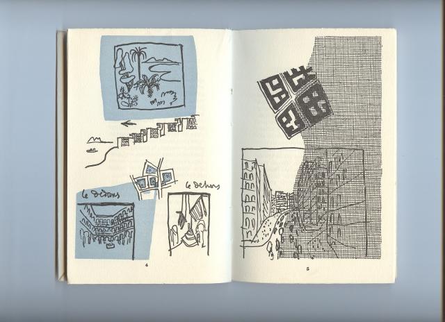 Poésie sur Alger. Paris: Falaize, 1951