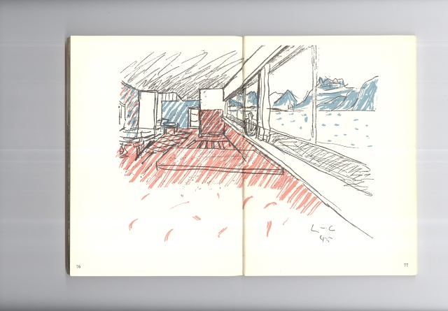 Une petite maison. Zürich: Girsberger, 1954