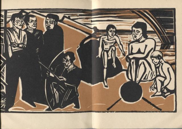 Erich Heckel. Austellung Erich Heckel (Exposició d'Erich Heckel). Chemnitz: Die Künsthütte, 1931