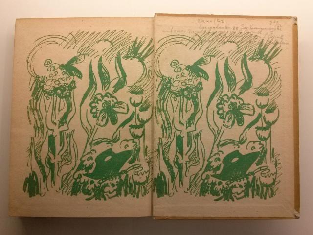Max Pechstein. Almanach Fritz Gurlitt (Almanac Fritz Gurlitt). Berlin: F. Gurlitt, 1920